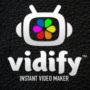 Crea Videos de forma rápida y fácil con Vidify
