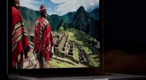 Machu Picchu aparece en comercial de la nueva MacBook Pro de Apple