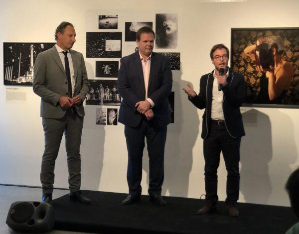 Ganadores del premio Pampa Energia FoLa 2018