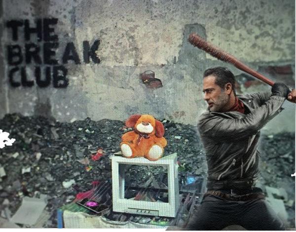 ¿Qué vas a romper hoy? Concurso: Popckorn + The Break Club
