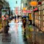 EDUARD GORDEEV: Descubrí San Petersburgo en los días lluviosos.