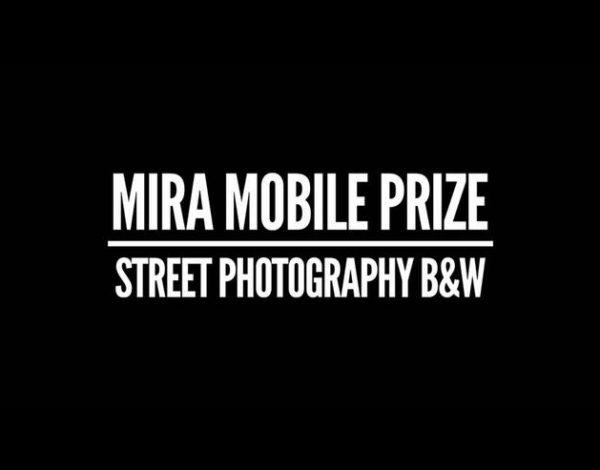 """Felicitaciones a @JavierSiriani por ser finalista de los premios """"MIRA Mobile Prize B&W 2019"""""""