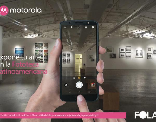 Galería de Fotografía Móvil en FoLa