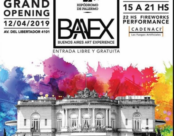 BAAE Buenos Aires Art Experience