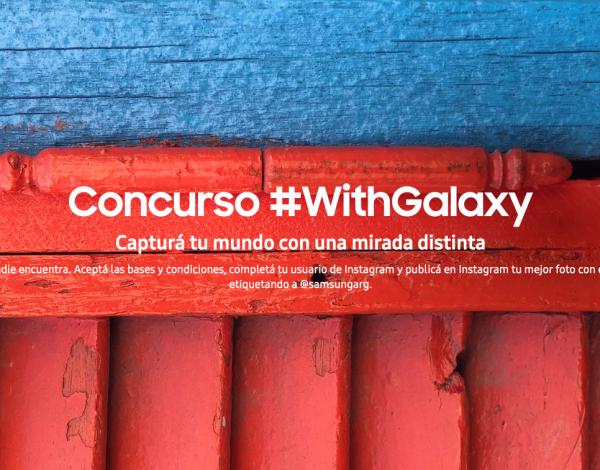 Nuevo Concurso de Fotografía Móvil junto a Samsung #withGalaxy