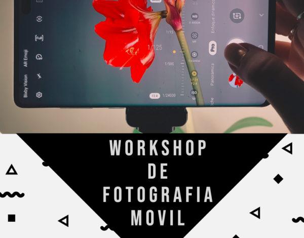 Workshop de Fotografía Móvil Gratuito en el Samsung House